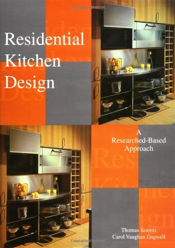 Residential Kitchen Design: A Research-Based Approach front-495286