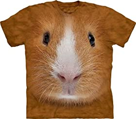 The Mountain Guinea Pig Face T-shirt S