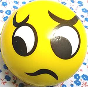 Sparsh 4.0 Sparsh 4.0 Why me expression Cute Smiley Ball...