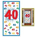 """Beistle 54702-40 """"40"""" Door Cover"""