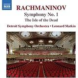 Rachmaninov: Symphony No. 1, Isle of the Dead