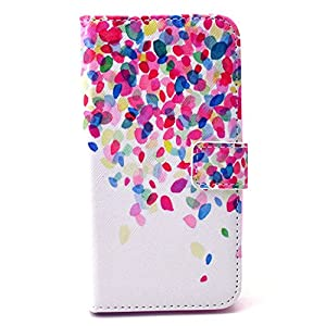 Amazon.com: For Alcatel One Touch Pop C7 Case, Fugou® Colorful Leaves