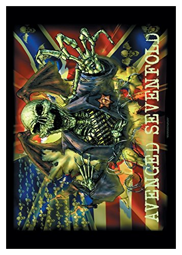 Poster Bandiera - Avenged Seven fffd   773
