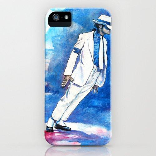 Society6 ソサエティシックス iPhone5 Case Michael Jackson