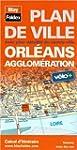 Plan d'Orl�ans et de son agglom�ration