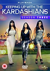 Keeping Up With The Kardashians - Season 3 [DVD]