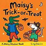 Maisy's Trick-or-Treat Sticker Book