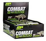 Muscle Pharm Combat Crunch Chocolate Coconut 12 Bars,Net WT 26.67 OZ(756g)