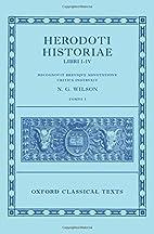Herodotus: Histories, Books 1-4 ( Herodoti…