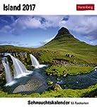 Island - Kalender 2017: Sehnsuchtskal...