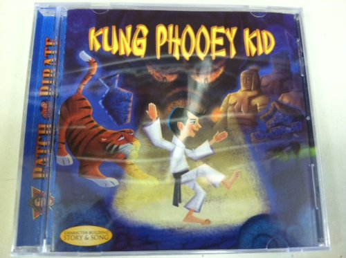 0909171 Kung Phooey Kid (Patch the Pirate), Ron Hamilton