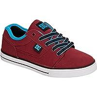 ディーシー DC Tonik TX Skate Shoe - Kids' Burgandy Dawn アウトドア キッズ 子供 男の子 ブーツ 靴 シューズ 並行輸入