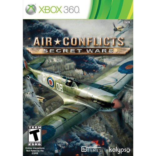 Air Conflicts: Secret Wars &#8211; Xbox 360