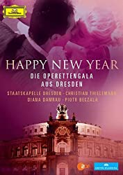 Happy New Year - Die Operettengala Aus Dresden [Blu-ray]