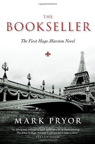 Image of The Bookseller: The First Hugo Marston Novel