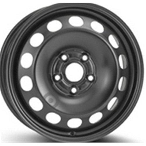 Alcar ac9187Felge aus Blech 6JX165x 11257,0ET43Für A3(06.2012) Golf VII (12.2012) schwarz