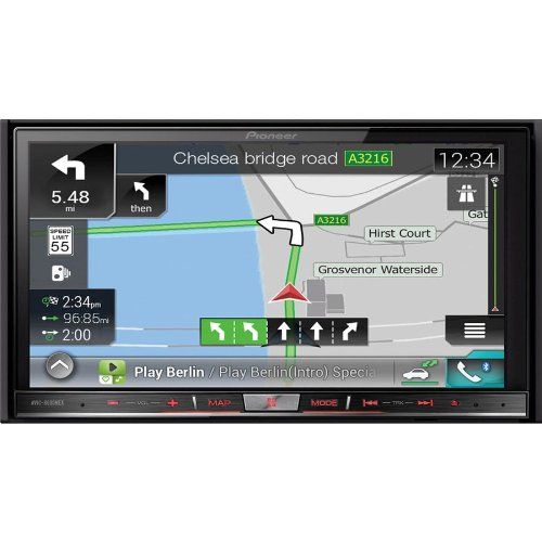 Click to buy Pioneer In-Dash Double-Din Motorized 7