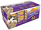 Friskies Poultry Variety Pack, 5.5-Ounce Cans (Pack of 32)