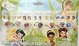 Disney Fairies Sticker Earrings & Ring Set