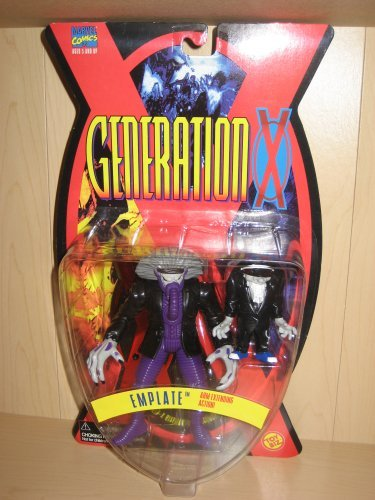 Generation X Emplate - 1