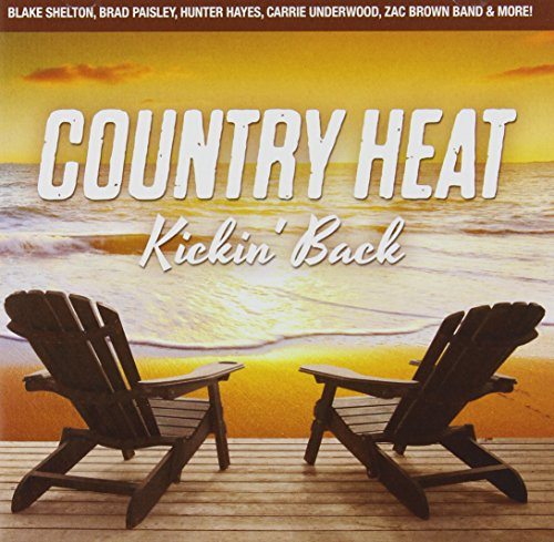 VA-Country Heat Kickin Back-2014-C4 Download