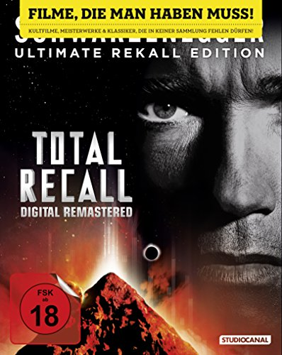 Total Recall - Remastered [Blu-ray]