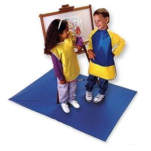 Kinder Smocks Long Sleeves Ages 6-8; no. PZ-LS3