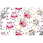 Baby Boys & Girls Animals Print No Me...