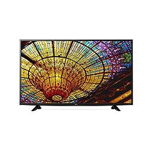 LG Electronics 43UF6400 43-Inch 4K Ultra HD Smart LED TV