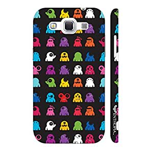 Samsung Galaxy Win I8552 Looks like Pac Man? designer mobile hard shell case by Enthopia