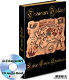 TREASURE ISLAND BY ROBERT LOUIS STEVENSON AN ENHANCED MP3 CD AUDIO STORY BOOK