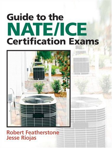 Guide to NATE/ICE Certification Exams (3rd Edition) (Hvac Nate Test compare prices)
