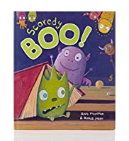 Scaredy Boo Story Book