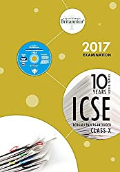 Gurukul's ICSE 10 Years Solved Papers (Bengali Papers Included) for 2017 Examination