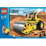 LEGO 7746 City Single-drum Roller