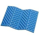 Generic EVA Foam Foldable Seat Cuchion EVA Pad EVA Kneeler Camping Outdoor Cushion - Blue