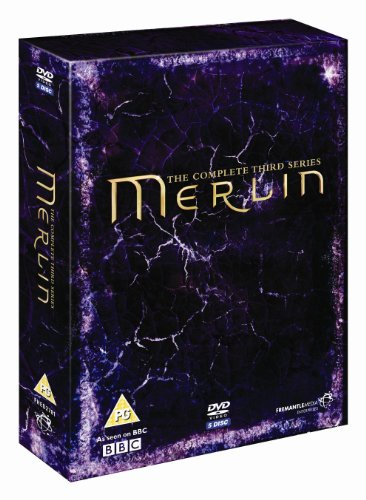 Merlin – Series 3 – Complete BBC [DVD]