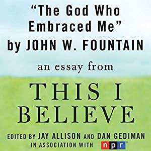 The God Who Embraced Me Audiobook