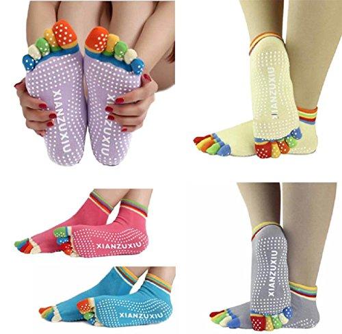 Sportmaking-High-Quality-Store-Womens-5-Toe-Socks-Yoga-Gym-Non-Slip-Massage-Full-Grip-Socks