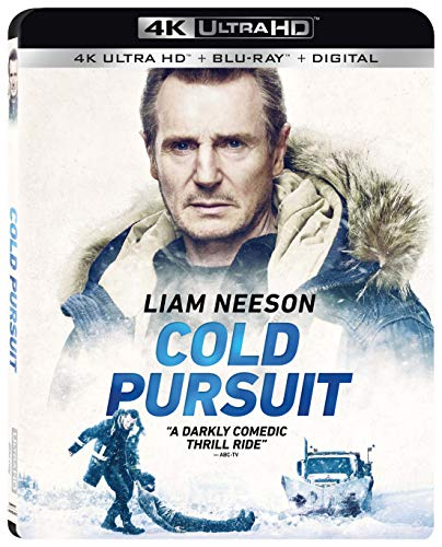 4K Blu-ray : Cold Pursuit (With Blu-ray, 4K Mastering, 2 Pack, Widescreen, Dolby)