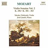 モーツァルト:ヴァイオリン・ソナタ集 - 2 K. 296 K. 301 K. 302 K. 303