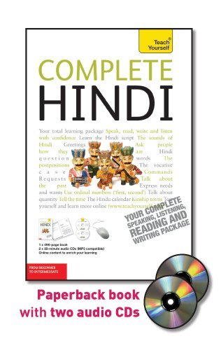 Complete Hindi with Two Audio CDs: A Teach Yourself Guide...