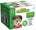 Games Flash Cards (Brighter Child Fla...
