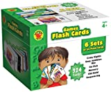 Games Flash Cards (Brighter Child Flash Cards)