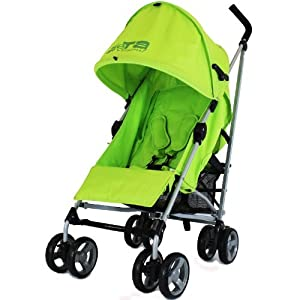 Zeta Vooom Stroller (Lime) from Zeta