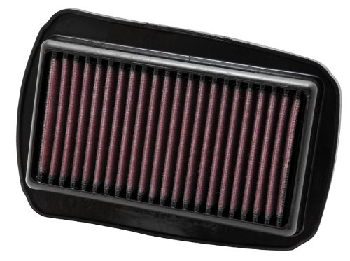 K&N Ya-1208 Yamaha High Performance Replacement Air Filter front-501148