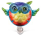 Puzzled Night Light Owl