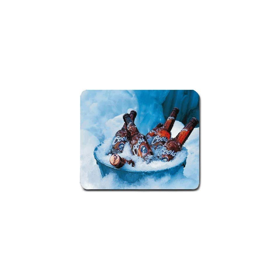 coors beer v1 Mouse Pad Mousepad Office