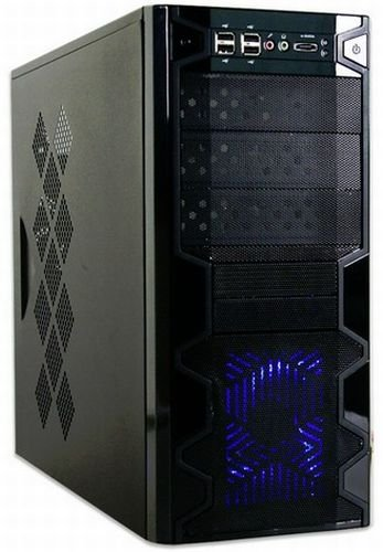 Tronics24 IdreamPC Intel Core i7-2600 (Quadcore) 4x 3.4 GHz, 4 GB DDR3, Asus, 1 TB Sata3 , 2 GB AMD Radeon HD6950, USB 3.0, DVD-Brenner, Sound, GigabitLan, GAMERPC