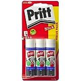 Pritt 22g Glue Stick(pack of 3)